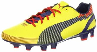 Puma Men's evoSPEED 1 Graphic FG Soccer Cleat