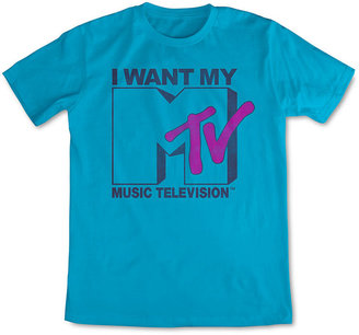 American Rag Short Sleeve Shirt, MTV Graphic T Shirt