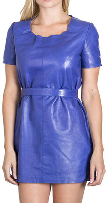 Takara Cigno Nero Dress Royal Blue