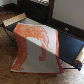 Thomas Paul Elephant Throw 50x70 Alcazar