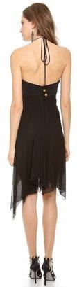 Donna Karan Halter Dress