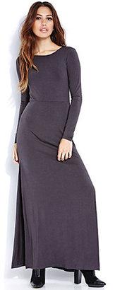 Forever 21 Minimalist Maxi Dress