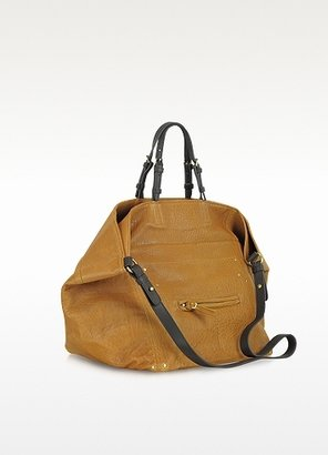 Jerome Dreyfuss Jacques Large Leather Tote