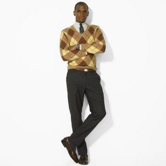 Polo Ralph Lauren Argyle V-Neck Sweater
