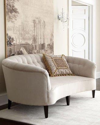 Old Hickory Tannery Anastacia Pearl Sofa