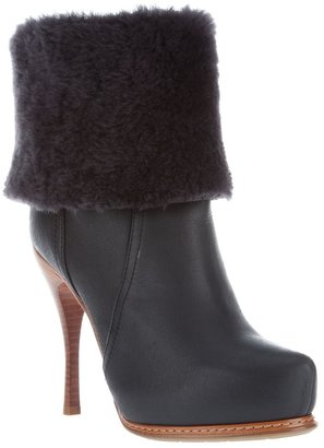 Ballin Fur lined boot