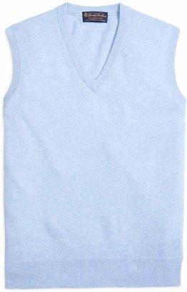Brooks Brothers Cashmere Sweater Vest