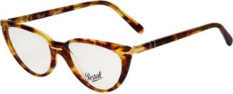Persol Pre Owned Tortoise Shell Glasses