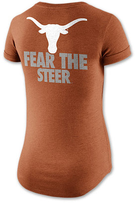 Nike Women's Texas Longhorns College Scoop Triblend T-Shirt