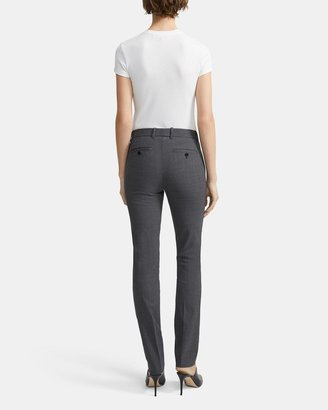 Theory Slim Pant in Stretch Wool