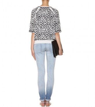 Marc by Marc Jacobs Rolled Slim skinny jeans