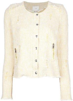 IRO 'Regan' tweed jacket