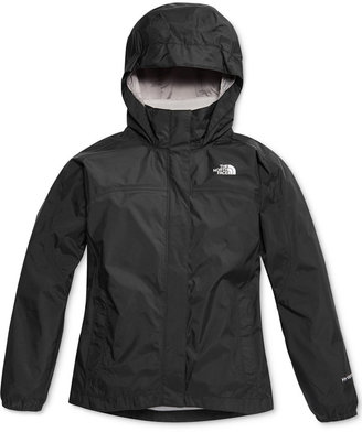 The North Face Girls' Resolve Waterproof Jacket $65 thestylecure.com