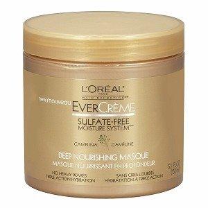 L'Oreal Evercreme Deep Nourishing Masque