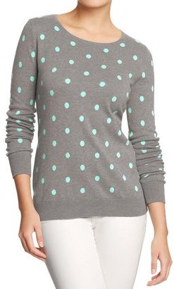 Old Navy Women's Lightweight Graphic Sweaters