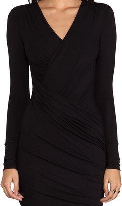 Bailey 44 Refresh Body Con Wrap Dress