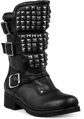 Modern Vice Angels Studded Booties