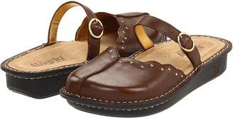 Alegria Tuscany (Brown Burnished Leather) - Footwear