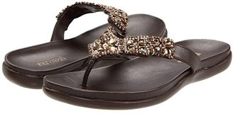 Kenneth Cole Reaction Glam-athon (Black) Women's Sandals