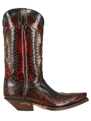 Sendra 40mm Leather Cowboy Boots