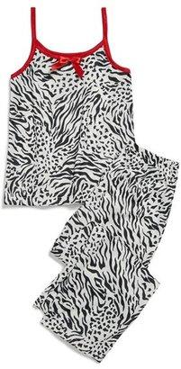 Laura Dare Strappy Two-Piece Pajamas (Big Girls)