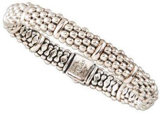Lagos Caviar Oval Bracelet $395 thestylecure.com