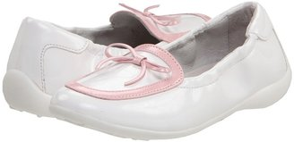 Naturino Nat. 4482 SP12 (Little Kid/Big Kid) (White) - Footwear