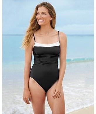Miraclesuit Double Feature Kara One-Piece Swimsuit