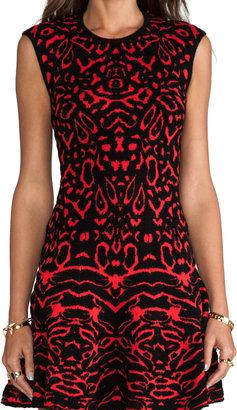 Torn By Ronny Kobo Malu Dress
