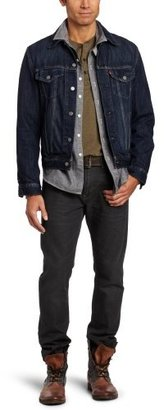Levi's Men's Big-Tall Relaxed Fit Jacket