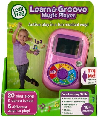 Leapfrog Learn & Groove Music Player (Violet)