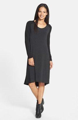 Eileen Fisher Soft V-Neck Dress