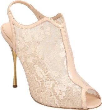 Nicholas Kirkwood Lace Glove Sandal