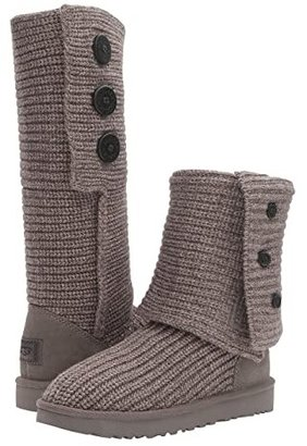 Gray Knit Uggs Boots   Shop the world's