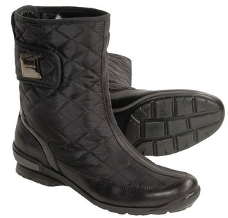 Aquatalia by Marvin K Boom Weatherproof Boots - Quilted Microfiber, Leather Trim (For Women)