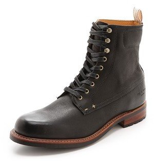 Rag and Bone Rag & Bone Officer Lace Up Boots