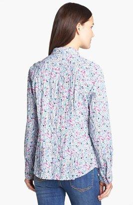 Nexx 'Liberty' Print Crinkled Shirt