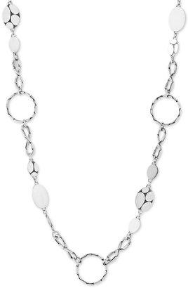 John Hardy 'Kali Menari' Round Link Long Necklace
