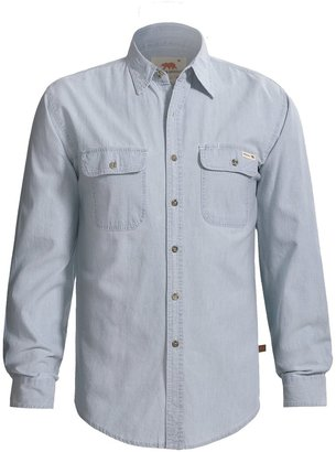 Dakota Grizzly Grizzly Chambray Shirt - Long Sleeve (For Men)