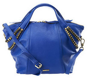 Kelsi Dagger Stellan Pebble Leather Convertible Satchel $137.50 thestylecure.com