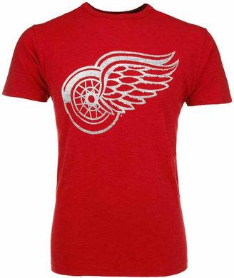 '47 Brand Men's Short-Sleeve Detroit Red Wings Scrum Logo T-Shirt $38 thestylecure.com