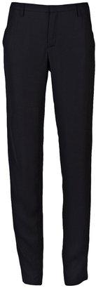 Helmut Lang Skinny slouchy trouser