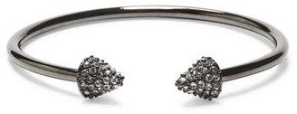 Club Monaco Double Pave Bracelet