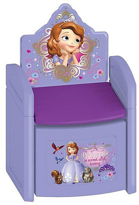 Disney princess sofia the first sit 'n' store chair by kids only