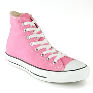 Pink Converse High Tops - ShopStyle