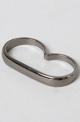 *MKL Accessories The Rolling Ring in Pewter