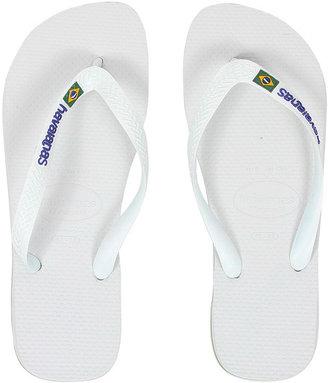 Havaianas Brasil Logo Flip-Flop -