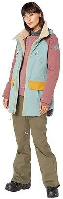 Burton Prowess Jacket (True Black 4) Women's Coat