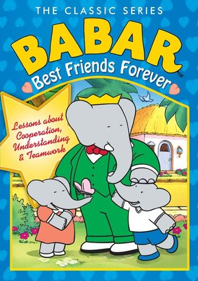 Babar Entertainment One the Classic Series: Best Friends Forever