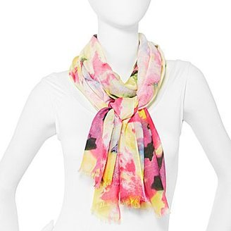 JCPenney Watercolor Scarf